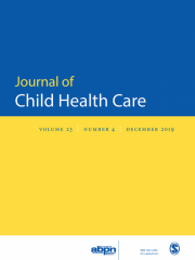 Journal of Child Health Care Journal Subscription