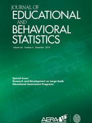 Journal of Educational and Behavioral Statistics Journal Subscription