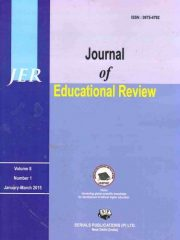 Journal of Educational Review Journal Subscription