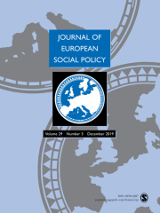 Journal of European Social Policy Journal Subscription