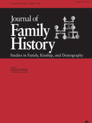 Journal of Family History Journal Subscription