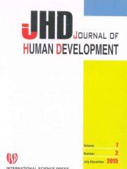 Journal of Human Development Journal Subscription