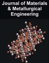 Journal of Materials and Metallurgical Engineering Journal Subscription