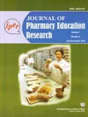 Journal of Pharmacy Education Research Journal Subscription