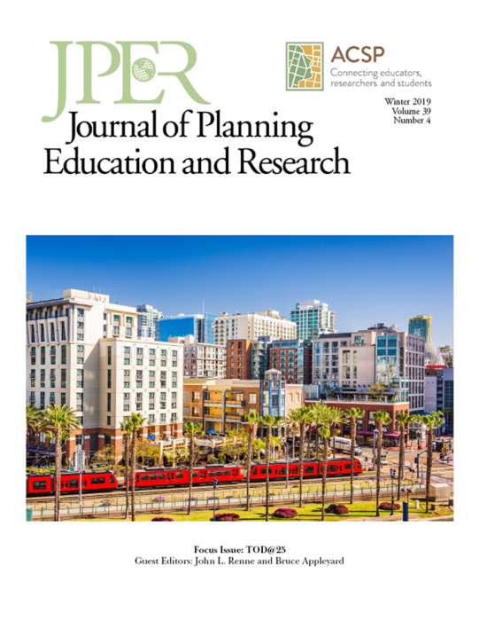Journal of Planning Education and Research Journal Subscription