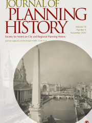 Journal of Planning History Journal Subscription