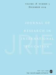 Journal of Research in International Education Journal Subscription