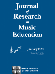 Journal of Research in Music Education Journal Subscription