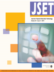 Journal of Special Education Technology Journal Subscription