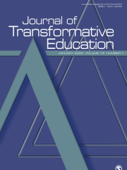 Journal of Transformative Education Journal Subscription