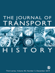 Journal of Transport History Journal Subscription