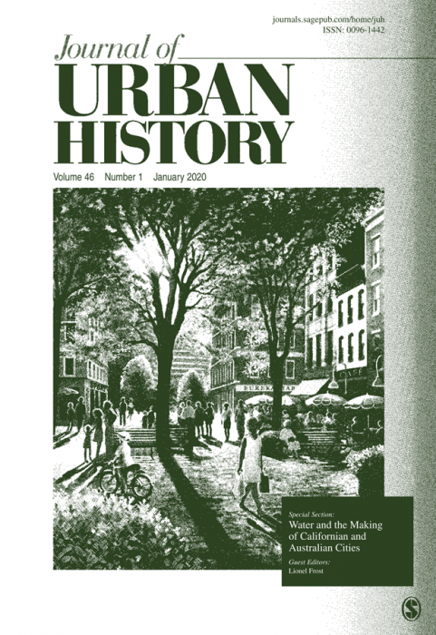 Journal of Urban History Journal Subscription