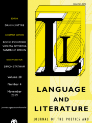 Language and Literature Journal Subscription