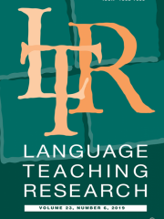 Language Teaching Research Journal Subscription