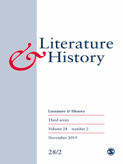 Literature and History Journal Subscription