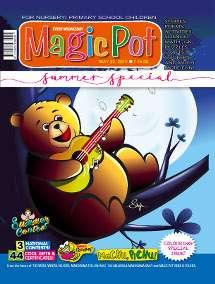 Magic Pot Magazine Subscription