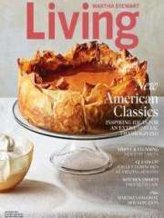 Martha Stewart Living - US Edition International Magazine Subscription