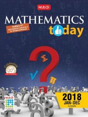 Mathematics Today Bound Volume -2018 (Jan -Dec) Magazine Subscription