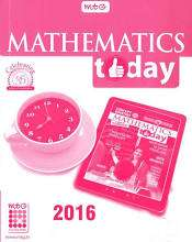 Mathematics Today Bound Volumes -2016 (Jan -Dec) Magazine Subscription