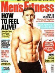 Men's Fitness - UK Edition International Magazine Subscription