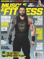 Muscle & Fitness - US Edition International Magazine Subscription