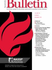 NASSP Bulletin Journal Subscription