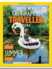 National Geographic Traveller India - Current Months Single Issue Magazine Subscription