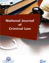 National Journal of Criminal Law Journal Subscription