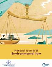 National Journal of Environment Law Journal Subscription