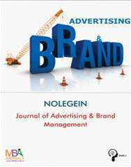Buy NOLEGEIN Journal of Advertising and Brand Management ...