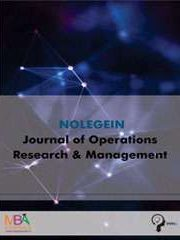 NOLEGEIN Journal of Operations Research and Management Journal Subscription