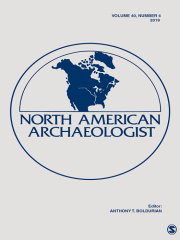 North American Archaeologist Journal Subscription