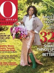 O, The Oprah Magazine - US Edition International Magazine Subscription