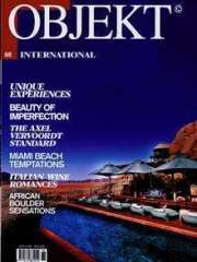 Objekt International - UK Edition International Magazine Subscription
