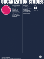 Organization Studies Journal Subscription