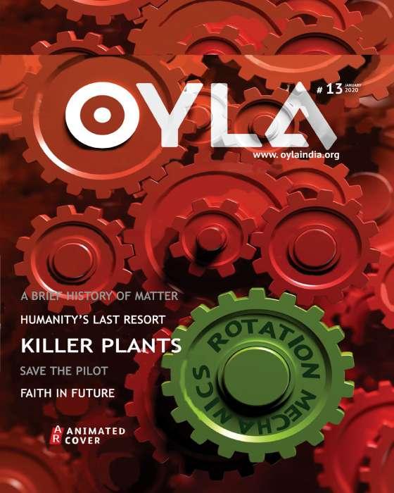 OYLA Magazine Subscription