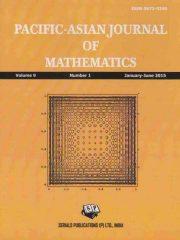 Pacific-Asian Journal of Mathematics Journal Subscription