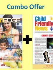 ParentEdge + Child Friendly News Combo Magazine Subscription