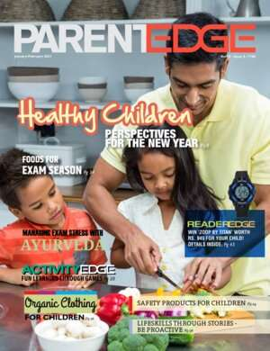 ParentEdge Magazine Magazine Subscription