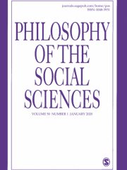 Philosophy of the Social Sciences Journal Subscription