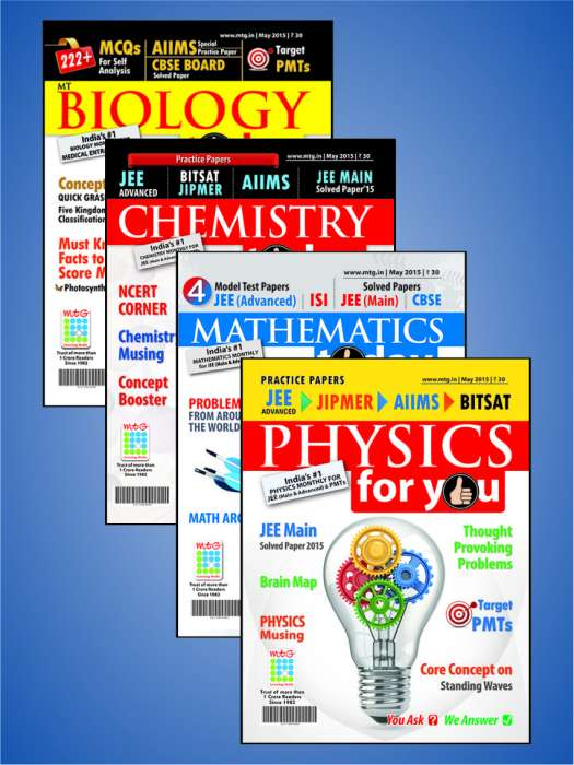 Physics/Chemistry/Mathematics/Biology (PCMB) Today Subscription Magazine Subscription