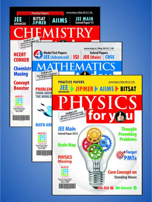 Physics/Chemistry/Mathematics (PCM) Today Subscription Magazine Subscription