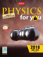 Physics for you Bound Volume -2018 (Jan -Dec) Magazine Subscription