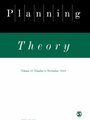 Planning Theory Journal Subscription