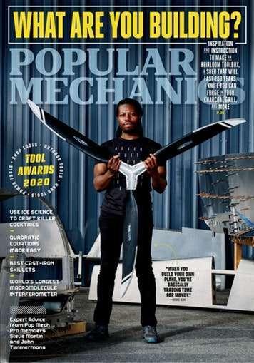 Popular Mechanics - US Edition International Magazine Subscription