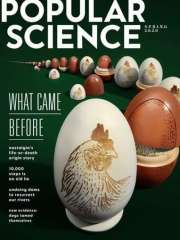 Popular Science - US Edition International Magazine Subscription