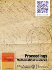 Proceedings Mathematical Sciences Journal Subscription