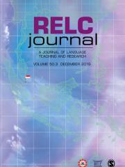 RELC Journal Journal Subscription