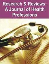 Research and Reviews: A Journal of Health Professions (RRJoHP) Journal Subscription