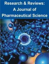 Research and Reviews: A Journal of Pharmaceutical Science Journal Subscription